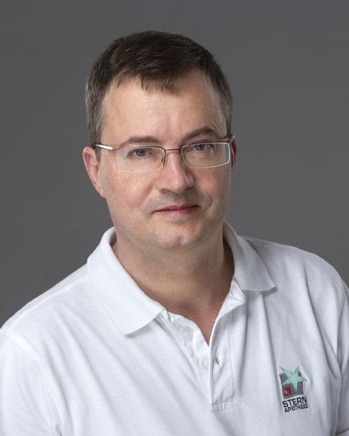 Dr. Stefan Müller | Apotheker / Inhaber