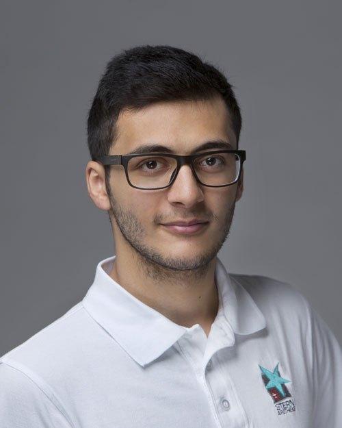Stefanos Chorosopoulus | Apothekenhelfer